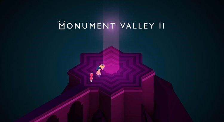 Captura de pantalla de Monument Valley