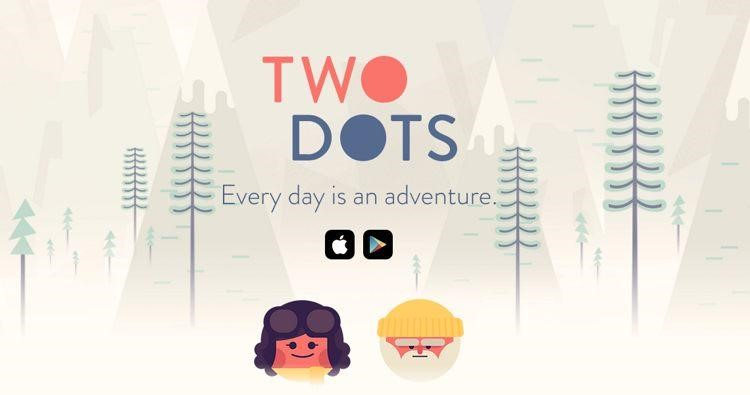 Captura de pantalla de Two Dots