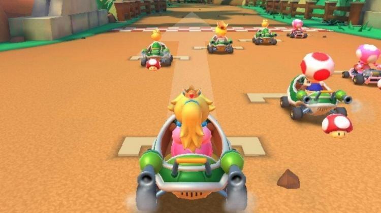 Mario Kart para android ios