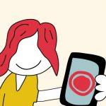 Cómo grabar una llamada de vídeo o de voz en Whatsapp