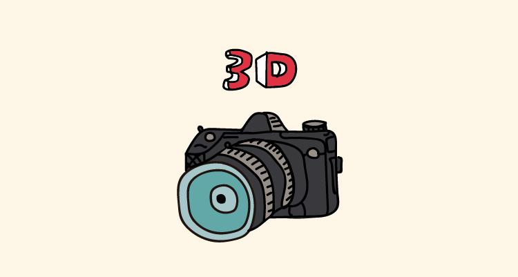 Cómo hacer fotos 3D para Facebook