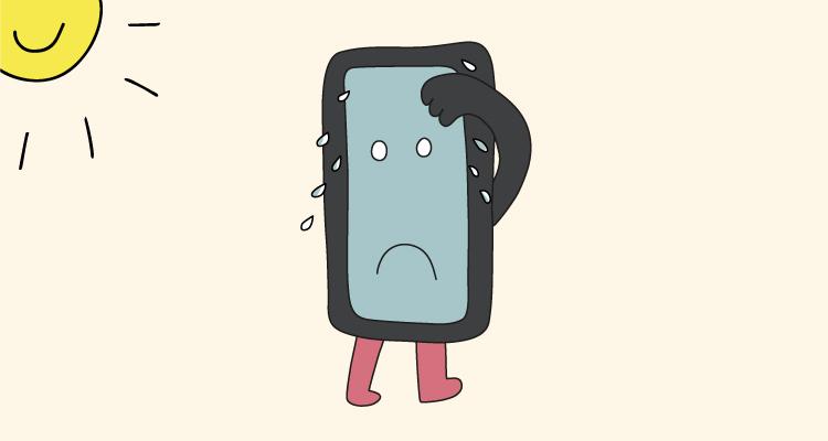 Cómo proteger tu móvil del calor: 7 consejos que funcionan