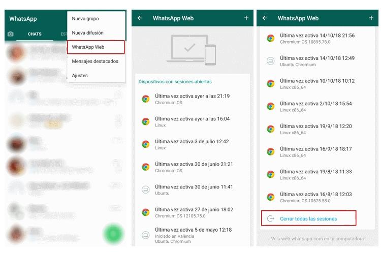 ¿Whatsapp hackeado? ¡Evita a los espías con estos consejos!