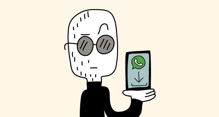Cómo descargar el historial de un chat de WhatsApp