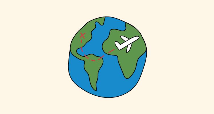 Cómo seguir vuelos desde tu móvil