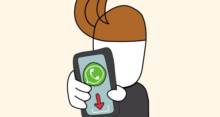Cómo descargar los estados de Whatsapp de tus contactos