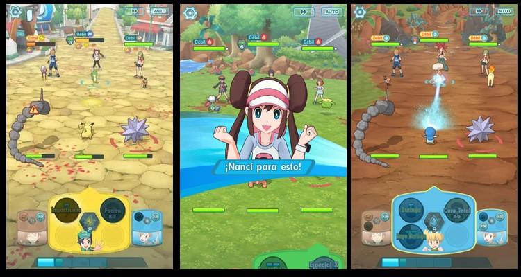 Pokemon Masters screenshot