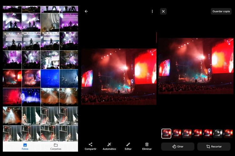 Screenshot Gallery Go