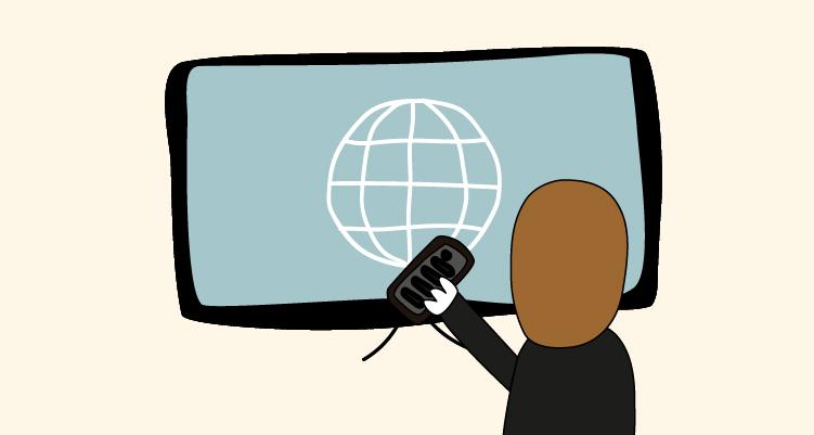 Cómo configurar Internet en una Smart TV