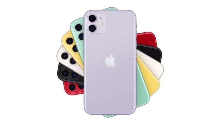 iphone 11 por detras
