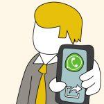 Cómo saber si han reenviado tus mensajes de Whatsapp