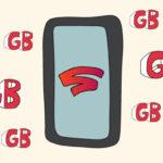 ¿Cuántos datos consume Google Stadia si usas tu tarifa móvil?