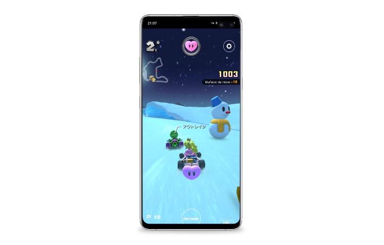 screenshot mario kart tour multijugador