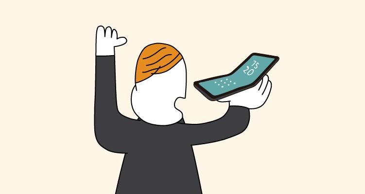 Samsung Galaxy Bloom: así es el nuevo móvil plegable