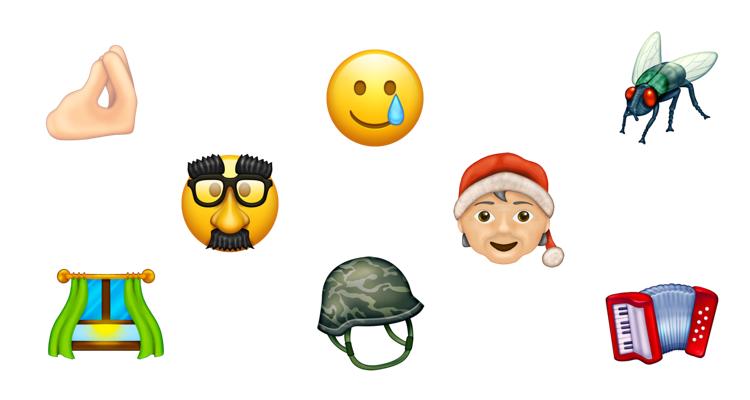 nuevos emoji 2020