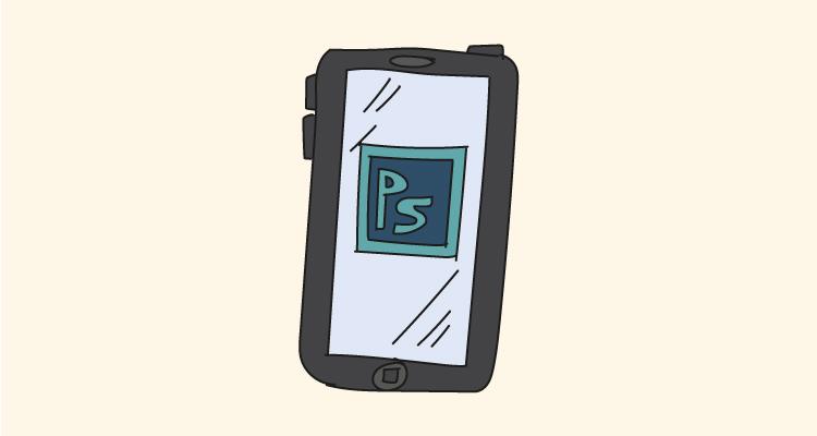 Descubre cómo funciona el auténtico Photoshop para móviles