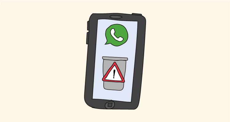 Cómo eliminar definitivamente una cuenta de Whatsapp