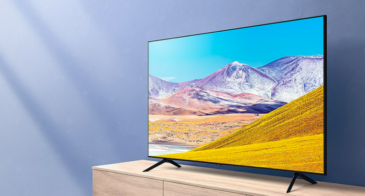 Samsung Crystal UHD 2020