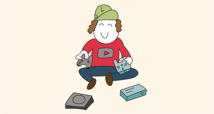 Los cinco youtubers gaming más seguidos en España