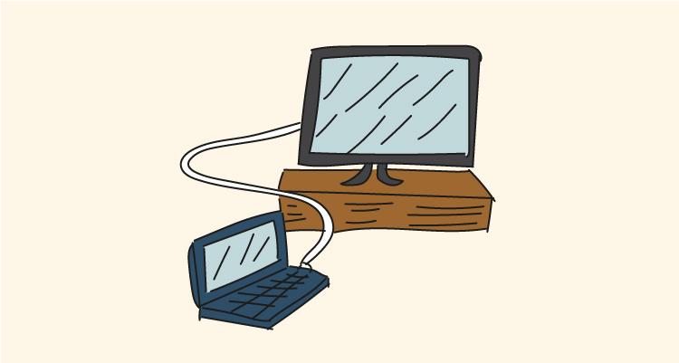 Cómo ver la pantalla de un PC en la Televisión