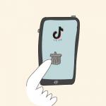 Cómo borrar un video de tiktok - Blog Lowi
