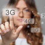 Diferencias entre 4G, 3G y GPRS