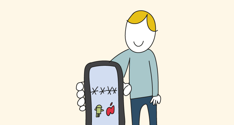 Cómo poner contraseña a una APP en Android y en iOS