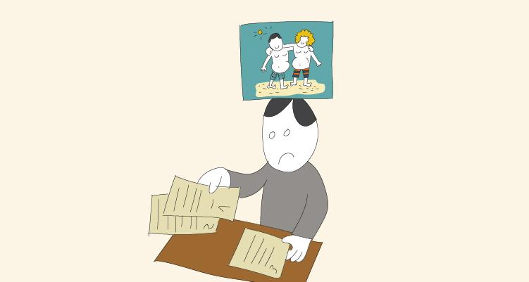 10 consejos para motivarte en el trabajo y no sufrir síndrome postvacacional
