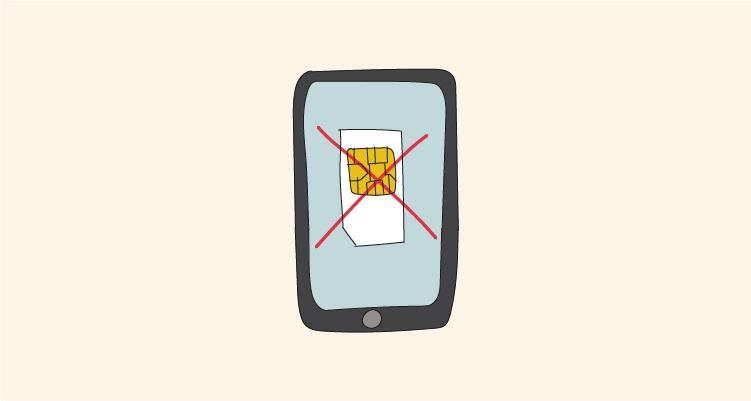 Cómo usar Whatsapp sin SIM card