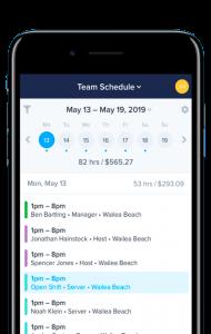 ZoomShift: La mejor app para hacer horarios de trabajo