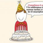 Nuevas tarifas Lowi - Celebramos seis años