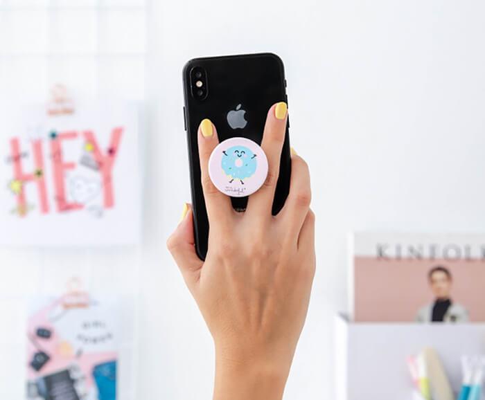 PopSocket accesorio para móvil de Mr. Wonderful