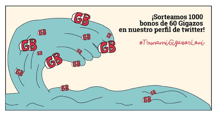 Bases legales del concurso #TsunamiGigazosLowi
