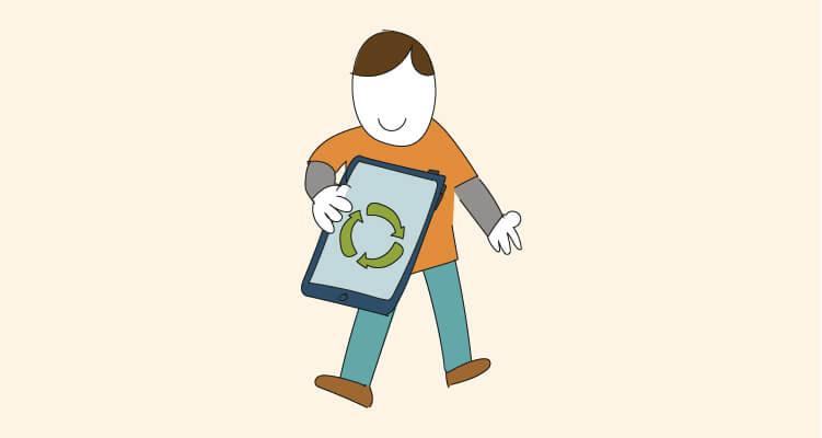 App de reciclaje: qué va en cada contenedor