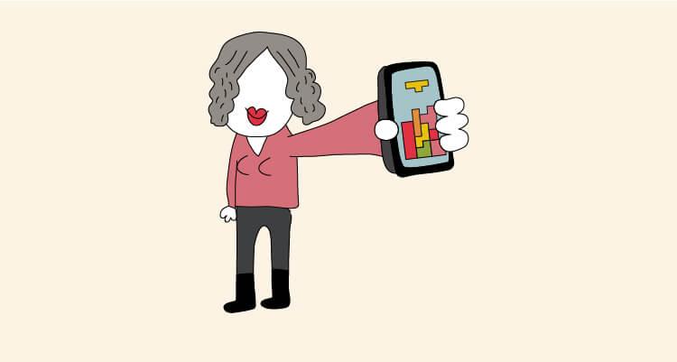 Conviértete en un viejoven y descubre el juego del Tetris para móvil