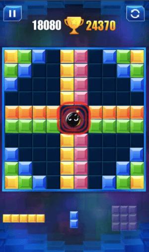 Juego de Tetris para móvil