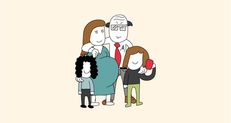 Tarifas para familias numerosas, ¿cómo contratar hasta 5 líneas móvil?