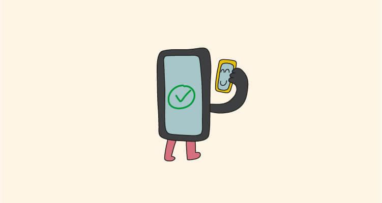 Nueva alternativa al código de verificación de WhatsApp