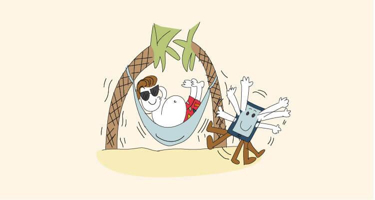 Planea unas vacaciones perfectas gracias a estas aplicaciones