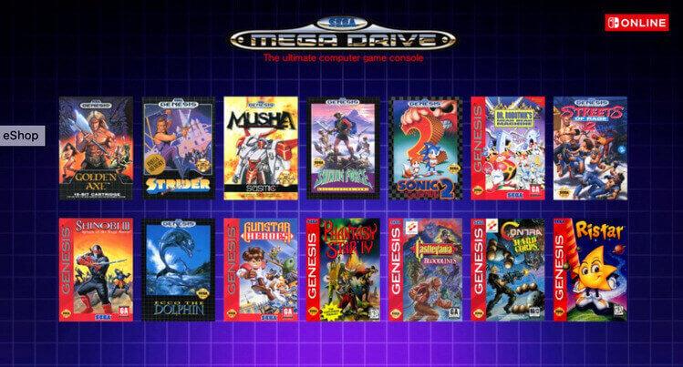 Juegos Sega